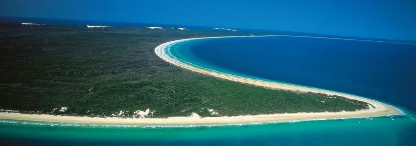 Несколько удивительных фактов об острове Фрейзер